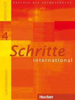 (PROFESOR).SCHRITTE INTERNATIONAL 4. (PROFESOR)