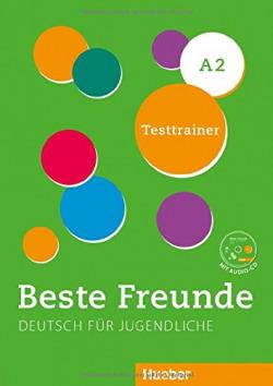 BESTE FREUNDE A2 Testtrainer + CD-Audio