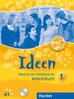 IDEEN 1.(A1) ARBEITSBUCH (+CD+CDROM)