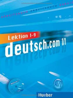 DEUTSCH.COM (A1).1 (ARBEITSBUCH) (L.1-9)