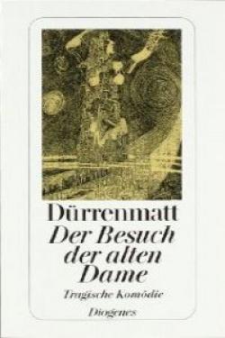 DER BESUCH DER ALTEN DAME.(23045)