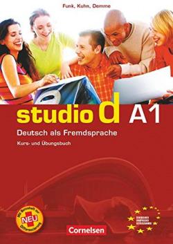STUDIO D (A1) (LIBRO).(CURSO ALEMAN)