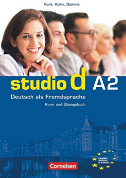 STUDIO D (A2) (LIBRO).(CURSO ALEMAN)