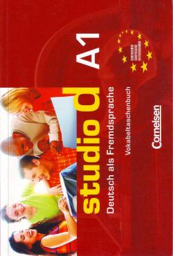 STUDIO D (A1). (VOCABULARIO) (CURSO ALEMAN)