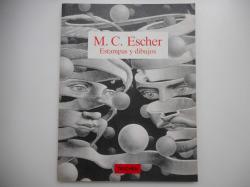 M.c.escher estampas y dibujos