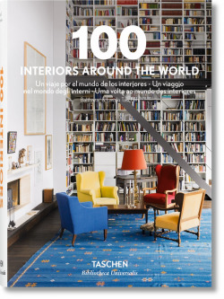 100 Interiors World HC
