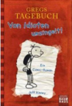 GREGS TAGEBUCH 1 VON IDIOTEN UM