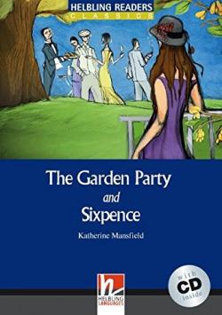 THE GARDEN PARTY +CD LEVEL 4