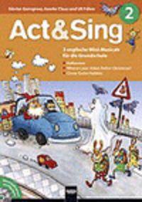 ACT & SING 2 (CD)