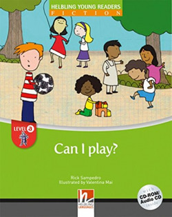 CAN I PLAY (+CD) (RED SERIES)