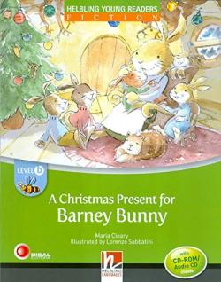 A CHRISMAS PRESENT BARNEY BUNNY+CDR