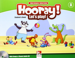 Hooray let play A Alumno +CD