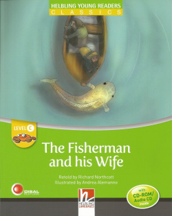The fisherman and his wife (level C) (audio CD)