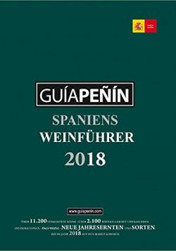GUÍA PEÑÍN SPANIENS WEINFüHRER 2018