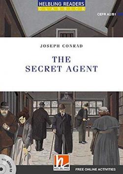 THE SECRET AGENT +CD LEVEL 4