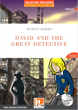 DAVID & THE GREAT DETECTIVE + CD