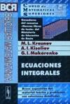Ecuaciones integrales. Breve exposición del material teórico