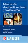MANUAL DE DIAGNOSTICO CLINICO Y TRATAMIENTO.(UNIVERSITARIA)