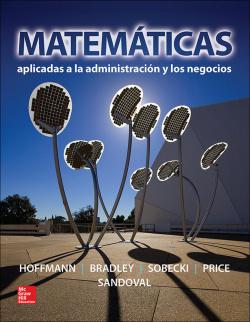 Matematicas aplicadas administracion y negocios