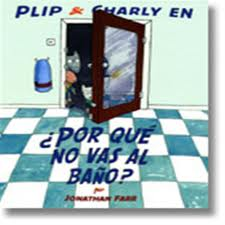 Plip & Charly en ¿por qué no vas al baño?