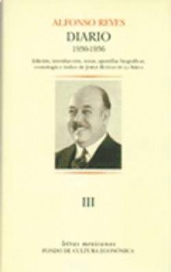 Diario III. Santos, 5 de abril de 1930 - Montevideo, 30 de junio de 1936