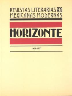 Horizonte, 1926-1927