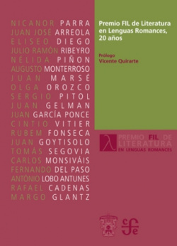 Premio FIL de Literatura en Lenguas Romances, 20 años