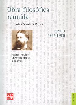 Obra filosófica reunida. Tomo I. (1867-1893)