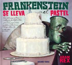 Frankenstein se lleva el pastel