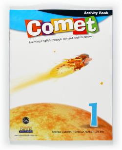 (11).INGLES COMET 1º.PRIM.(ACTIVITY)-CONECTA PUPI-(+CD)