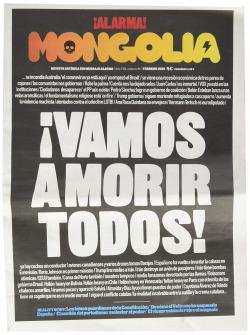 Revista mongolia 85 febrero 2020