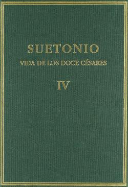Vida de los doce Césares: libros VII-VIII. Volumen IV