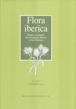 Flora ibérica, vol.XVI (I). Compositae (partim)