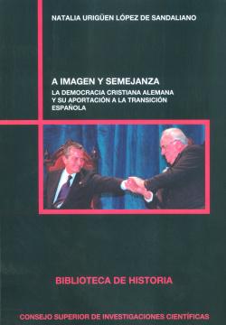 A imagen y semejanza : la democracia cristiana alemana y su aport