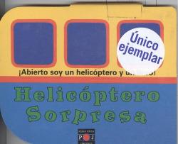 helicoptero sorpresa