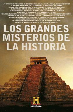 Los grandes misterios de la historia