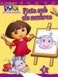 Pinta amb els nombres (Dora l'Exploradora)