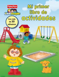 Mi primer libro de actividades (Fisher-Price)