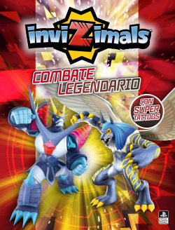 Combate legendario (Invizimals)