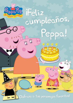 Feliz cumpleaños Peppa!