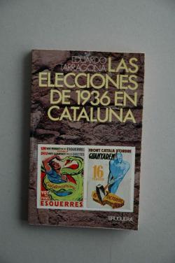 LAS ELECCIONES DE 1936 EN CATALUÑA
