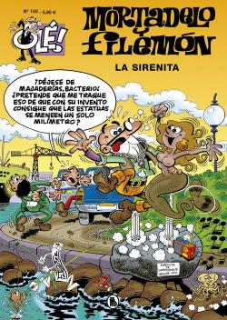 La Sirenita (Olé! Mortadelo 155)