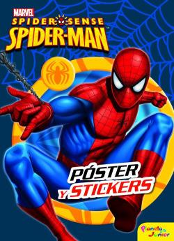 Spiderman. Póster y stickers