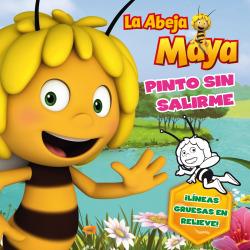 La Abeja Maya. Pinto sin salirme