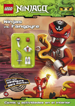 NINJAGO VS. FANGPYRE