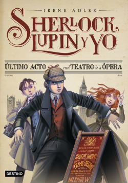 Último acto en el teatro de la ópera