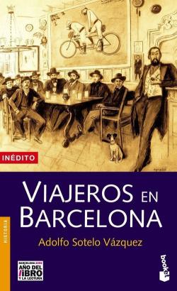 Viajeros en Barcelona