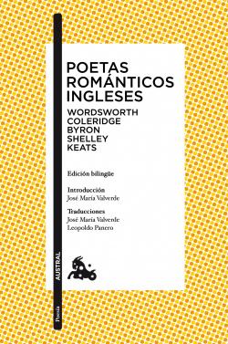 Poetas romanticos ingleses