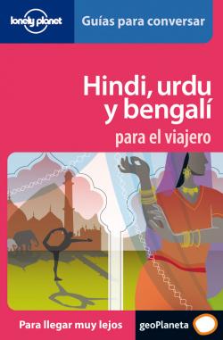 Hindi, urdu y bengalí para el viajero
