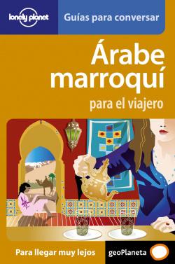 ARABE MARROQUI PARA EL VIAJERO 1